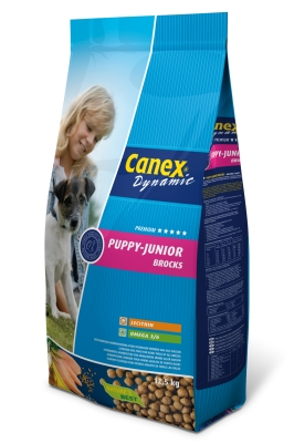 Canex Dynamic Puppy-Junior Brocks